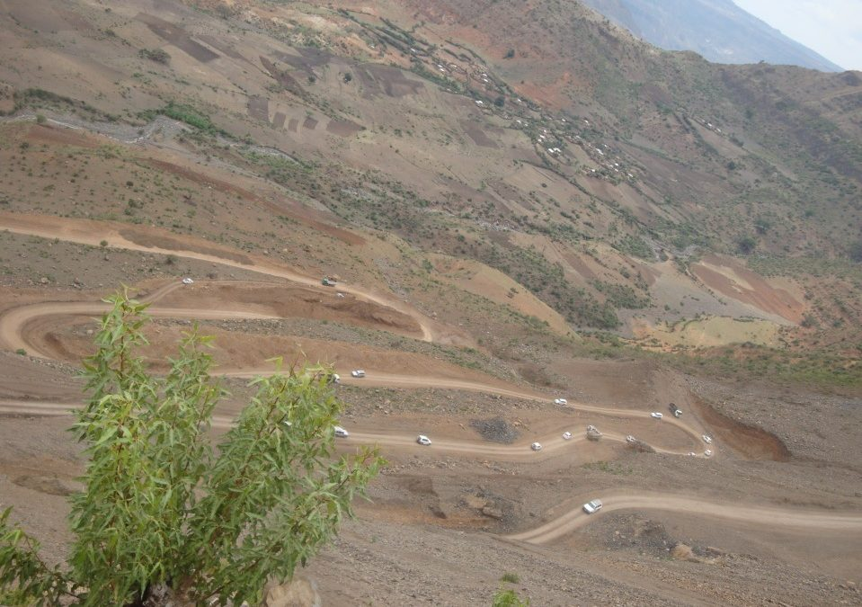 Surveying and Design of road projects in Challenging and escarpment terrain