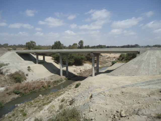 Modjo River Bridge Project